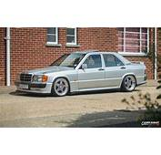 Tuning Mercedes Benz 190 25 Cosworth W201 &187 CarTuning