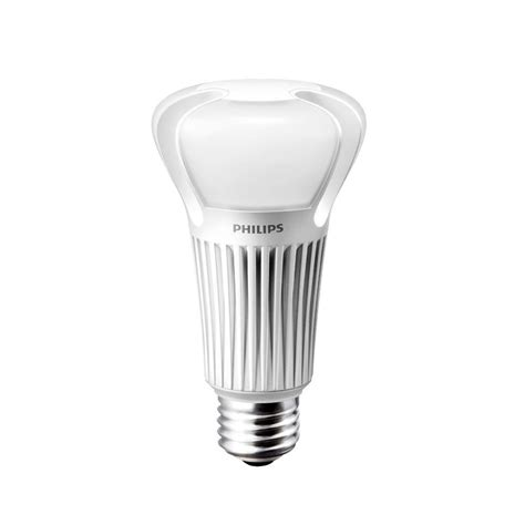 Philips Led Light Bulbs Dimmable Philips 100w Equivalent Soft White 2700k A21 Dimmable Led Light Bulb E 2 Pack 432195