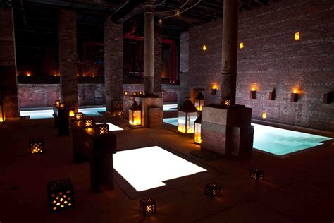 greek bath houses roman inspired aire ancient bath house in tribeca new york thisthatbeauty