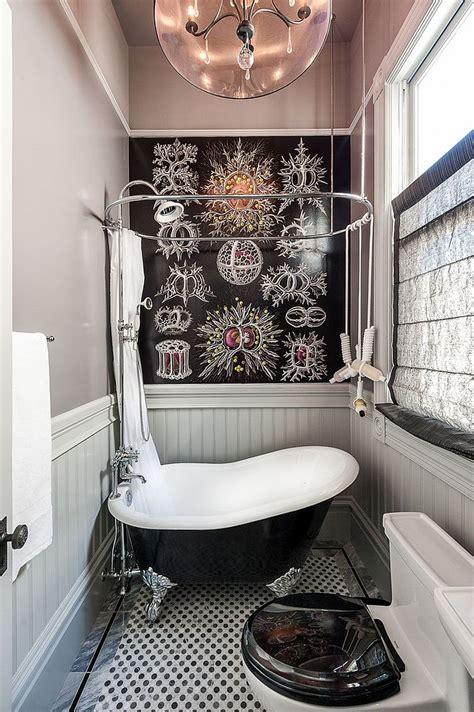 small victorian bathroom dark indulgence 18 black bathtubs for a stylish dashing