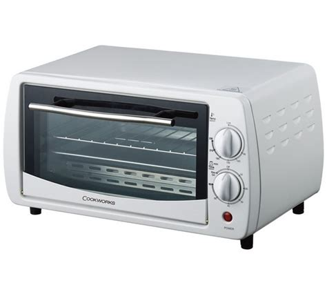Find Toaster Ovens Buy Cookworks Toaster Oven White At Argos Co Uk Your
