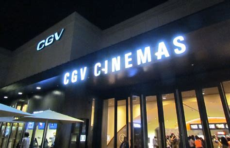 cgv wangsimni imax cgv cinemas first to bring imax to viet nam news vietnamnet