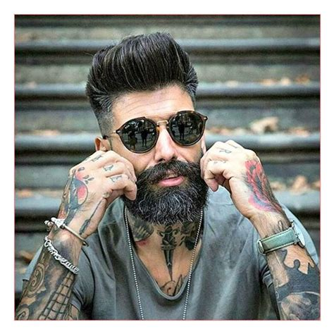 haircut and beard for round face mens haircuts round face shape along with fresh haircuts