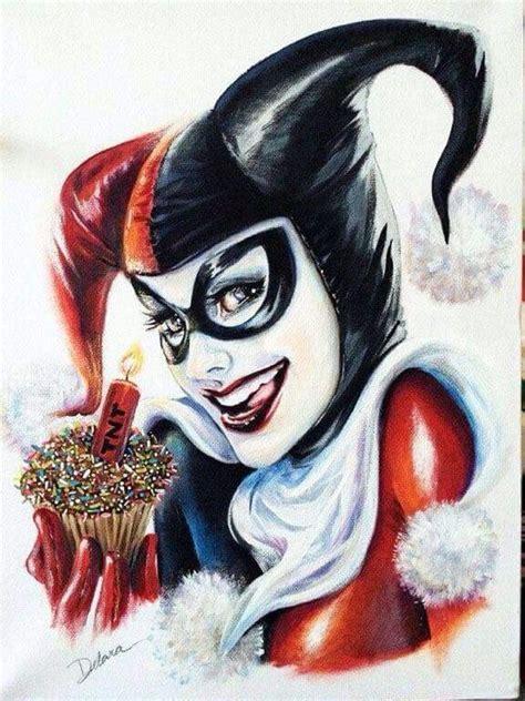 Harley Quinn Birthday Card Happy Birthday Harley Harley Mr J Pinterest