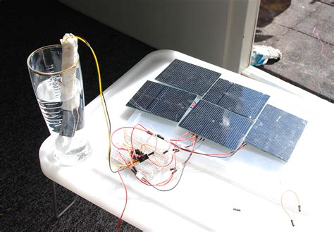 solar hydrogen generator project hollands hoogte