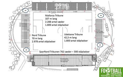 football stadium floor plan ds arena idr 230 tscenter hobro ik football tripper