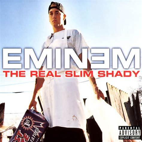 eminem the slim shady lp frontal car 225 tula frontal de eminem the real slim shady cd