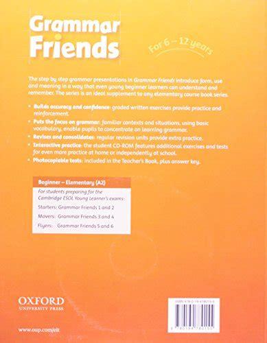 libro grammar friends 2 students libro grammar friends student s book per la scuola elementare con cd rom 4 di tim ward