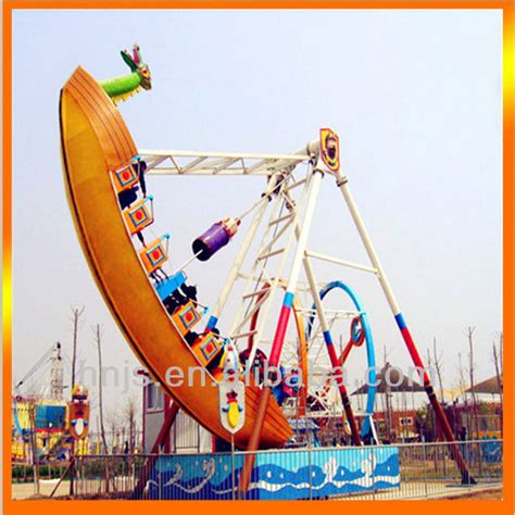 pirate boat swing amusement rides pirate ship swing viking boat rides for