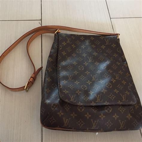 Lv Louis Vuitton Musette Messenger Bag Branded Authentic Preloved 65 louis vuitton handbags louis vuitton lv musette