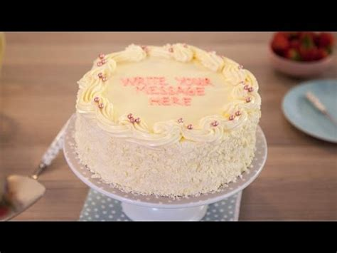 vanilla sponge birthday cake recipe vanilla sponge birthday cake recipe betty crocker