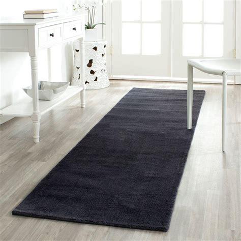6 foot runner rug safavieh himalaya black 2 ft 3 in x 6 ft runner rug him610c 26 the home depot