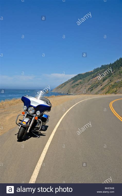 California Motorcycle Lawyer 5 by Harley Davidson Motorcycle Pacific Coast Highway State