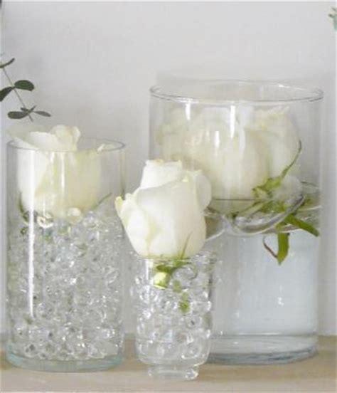 billes de gel pour bouquets de fleurs design trucs et deco