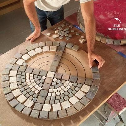 mosaic tile patio table diy outdoor mosaic table diy cozy home