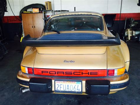 porsche 930 whale the iconic quot whale quot on my porsche 930 turbo with the