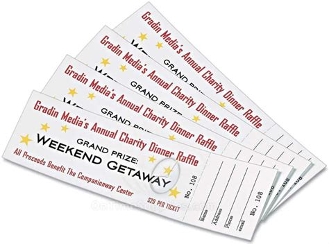 avery event ticket template avery event ticket template 7 best images of avery raffle