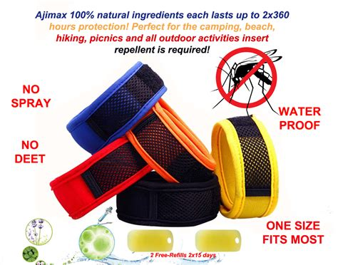 mosquito repellent bracelet wristband insect repellent