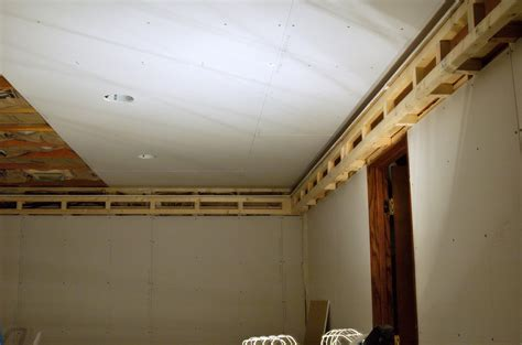 Fixing Plasterboard To Ceiling Joists by Attaching Drywall To Ceiling Joists Properly Drywall