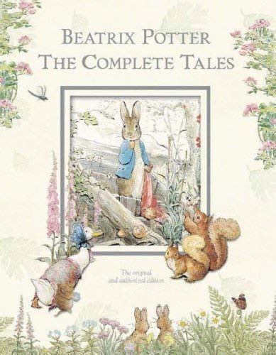 the complete tales of beatrix potter s rabbit books singable picture books illustrated by beatrix potter