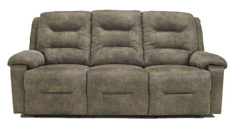 sofa with leg rest signature design by ashley rotation smoke 9750188