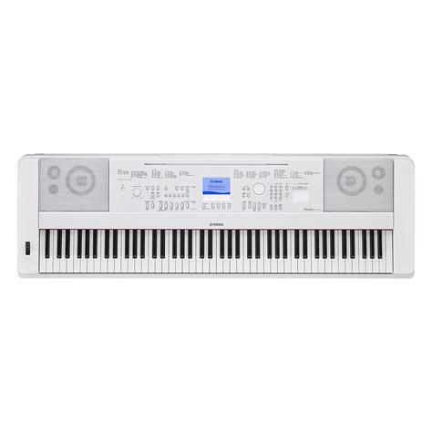 Digital Piano Yamaha Dgx 660 Original yamaha dgx 660 portable grand digital piano white ebay
