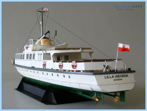 Papercraft Ships - 17 best images about boats ships papercraft on