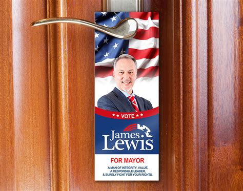Election Caign Flyer Template