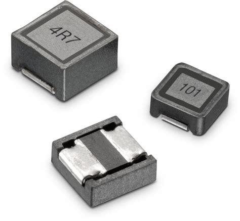 inductor power smd we lqfs smd power inductor single coil power inductors wurth electronics standard parts