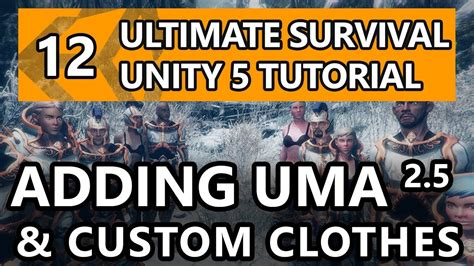 tutorial unity survival 12 unity tutorial how to make a survival game adding