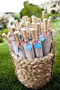 Summer Favors by 35 Creative Summer Wedding Favors Ideas Weddingomania