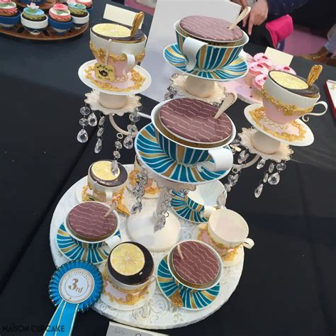 Cupcake Competition by Cake International Highlights And Cupcake Competition