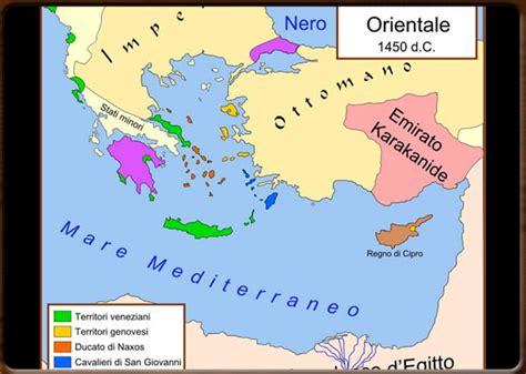 regno ottomano venezia e le sue lagune l impero ottomano nel mediterraneo