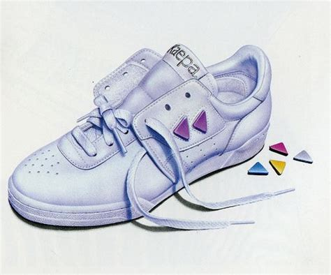 kaepa tennis shoes with laces blast from the past