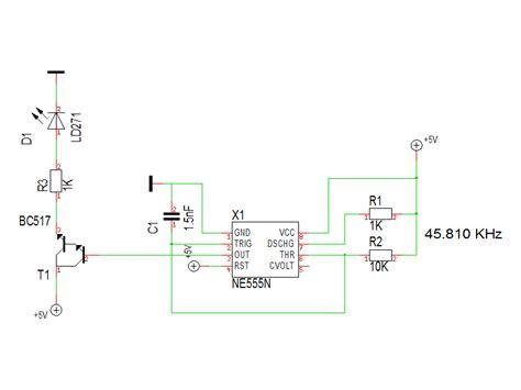 ir diode mit linse 28 images kaufen gro 223 handel infrarot led wellenl 228 nge aus