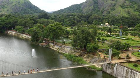 malampuzha dam and garden in palakkad kerala tourism