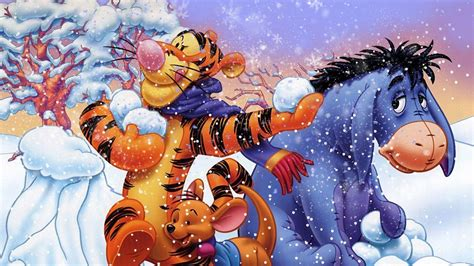 wallpaper tiger disney eeyore christmas wallpapers wallpaper cave
