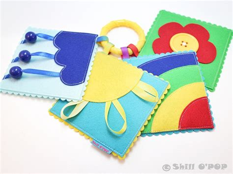 felt pattern book download quiet book pattern pocket sized felt baby s first by shillopop
