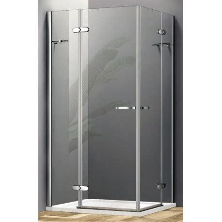 box doccia a battente box doccia con due porte a battente cristallo 8 mm cod