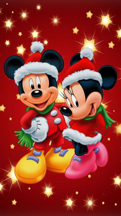 mickey and minnie christmas lifesized standup disney