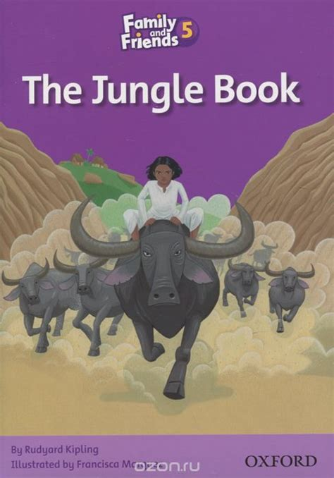 family and friends 5 family and friends 5 the jungle book rudyard kipling где книга