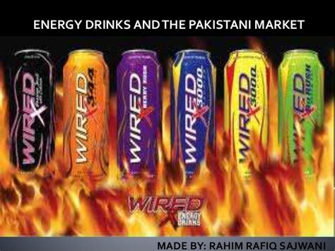 the energy drink market energy drinks and the market
