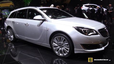 opel insignia 2016 interior 2017 opel insignia sports tourer 1 6 d exterior and