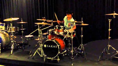 Harga Drum Sakae Pac D rayner drumming with sakae drum pac d big b b