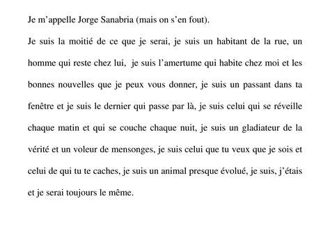 Présentation De Soi Lettre Essais De Voix En Langue 233 Trang 232 Re S 233 Lancer Vers De Plus Longues Phrases De Soi Redila