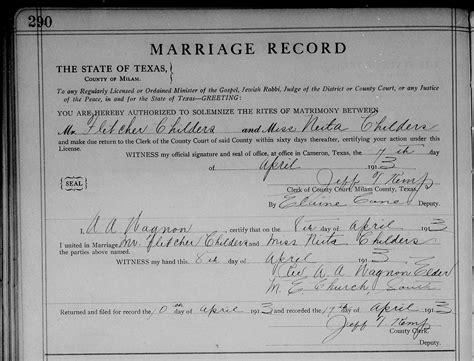 Marriage License Oklahoma Records Marriage License Records Amarillo Tx Marriage Advice