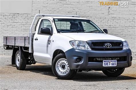 Fogl Hilux 2005 2009 2009 toyota hilux workmate tgn16r my09 for sale in midland