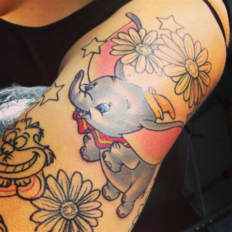 dumbo tattoo designs 13 flying dumbo tattoos collection
