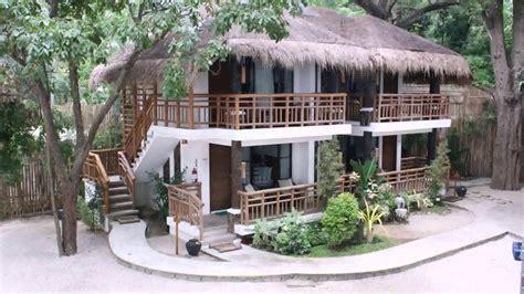 bamboo rest house design philippines  description