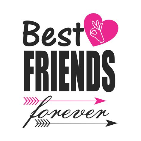best friend designs best friends forever friends t shirt teepublic
